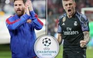 Đả bại Bayern, cơ hội vô địch của Real là bao nhiêu?