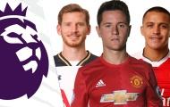 Đội hình Ngoại hạng vòng 33   Premier League 2016/17