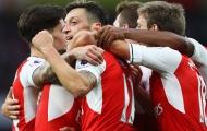 10 CLB bá chủ vòng bán kết Cúp FA: Arsenal vượt lên M.U