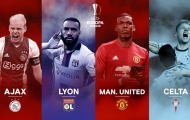 Bốc thăm bán kết Europa League: Man United tránh được Lyon