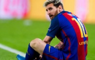 Messi ngày càng 'teo nhỏ' trong các trận đấu lớn