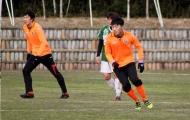 CĐV Gangwon đòi đưa Xuân Trường vào sân