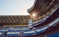 Chùm ảnh: Sân Bernabeu và thành phố Madrid 'tĩnh mịch' trước đại chiến
