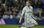 Cổ động viên Real đòi loại Gareth Bale ở El Clasico