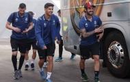 Dàn sao Barca và Real đổ bộ Bernabeu, sẵn sàng cho El Clasico