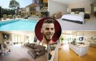 De Gea bán biệt thự gần 4 triệu bảng, chuẩn bị tới Real Madrid