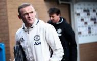 Rooney đầy hồi hộp khi trở lại đá chính cho Man Utd