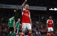 Wenger chọn ra 'Lampard phiên bản Arsenal'