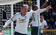 Màn trình diễn của Wayne Rooney vs Burnley