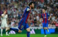 Messi và những cái tên tâm điểm cuối tuần qua