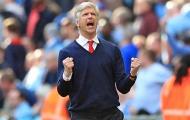 Nước Anh cuối tuần qua: Tiếng hét của Wenger, cái cúi đầu của Pep