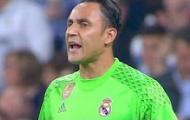 Pha cứu thua khó tin của Keylor Navas (vs Barcelona)