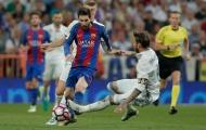 Phá lưới Real Madrid, Messi chưa phải là số 1