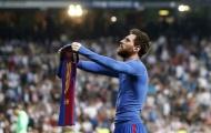 Real đã ngu ngốc khi sử dụng bạo lực với Messi