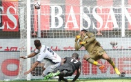 Suso sút hỏng phạt đền, Milan trắng tay trước Empoli