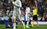 Thẻ đỏ của Ramos và chuyện 'tái ông thất mã'