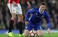 20 cầu thủ bị phạm lỗi nhiều nhất NHA (Phần 2): Hazard số 2, bất ngờ với cái tên dẫn đầu