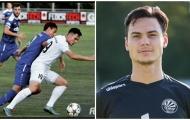 Hải Phòng FC quan tâm trung vệ người Đức gốc Việt