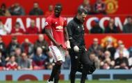 Mourinho hé lộ chấn thương của Bailly & Shaw