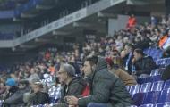 Trận Espanyol - Barca suýt bị khủng bố