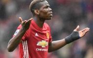 Pogba và những ngôi sao Ngoại hạng Anh bị rút thẻ vì ăn vạ