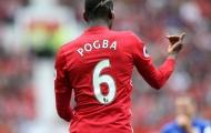 Top 10 cầu thủ chạm bóng nhiều nhất Ngoại hạng Anh: Pogba vẫn thua một người