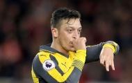 Oezil phũ phàng với đại gia Trung Quốc vì Arsenal