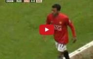 Luis Nani 'trêu ngươi' Arsenal với pha xử lý siêu kĩ thuật
