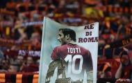 Sốc: Totti phủ nhận chuyện giải nghệ