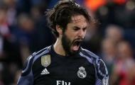 'Trao ấn' cho Isco được chưa Zidane?