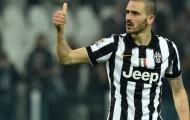 Bonucci: 'Real dễ thắng hơn là Atletico'