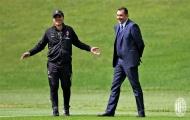 Đã 4 trận không thắng, Montella vẫn thoải mái đối diện với sếp lớn Milan