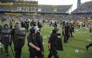 Không khí siêu nóng bỏng của các trận derby Nam Mỹ