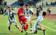 U22 Việt Nam 0-5 U20 Argentina: Đẳng cấp thế giới là đây