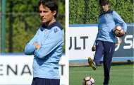 Lazio đã chuẩn bị thế nào cho chung kết Coppa Italia?