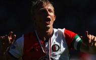 Nóng: Dirk Kuyt giải nghệ sau khi giúp Feyenoord vô địch