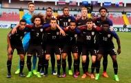 Bảng F World Cup U20: Giấc mơ của người Mỹ