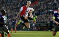 Nhà vô địch Feyenoord càn quét đội hình tiêu biểu giải VĐQG Hà Lan