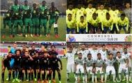 Danh sách cầu thủ bảng F World Cup U20: Ba Á quân và một Nhà vô địch