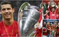 Vào ngày này |21.5| Man United và kỷ nguyên thống trị Châu Âu