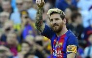 10 cầu thủ chuyền nguy hiểm nhất Champions League: Messi xếp chót