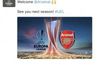 Arsenal dự Europa League: Lỗi tại ai?