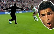 Đoán cầu thủ qua khoảnh khắc nổi tiếng