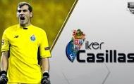 36 tuổi, vì sao Liverpool vẫn muốn có Iker Casillas