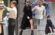 Bỏ bán hàng, bạn gái Ronaldo nuôi mộng làm người mẫu