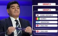 Xem thường 'Messi Hàn Quốc', Maradona nhận cái kết đắng