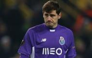 Liverpool đang âm thầm đàm phán với 'Thánh' Iker