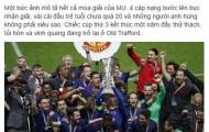 Góc nhìn fan: Jose Mourinho, chúng tôi nợ ông lời cảm ơn