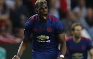 Trong một đêm, Pogba đã trả đủ 89 triệu bảng