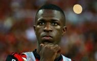 Tiết lộ lý do Vinicius Jr từ chối Barca, chọn Real Madrid